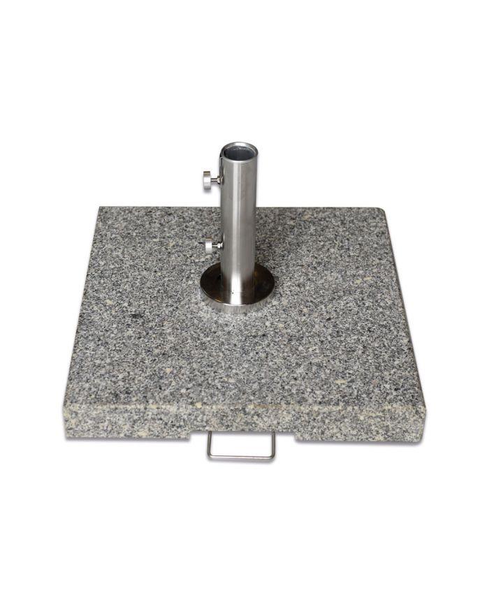 50 kg Grey Granite Base With 48mm Premium Tube