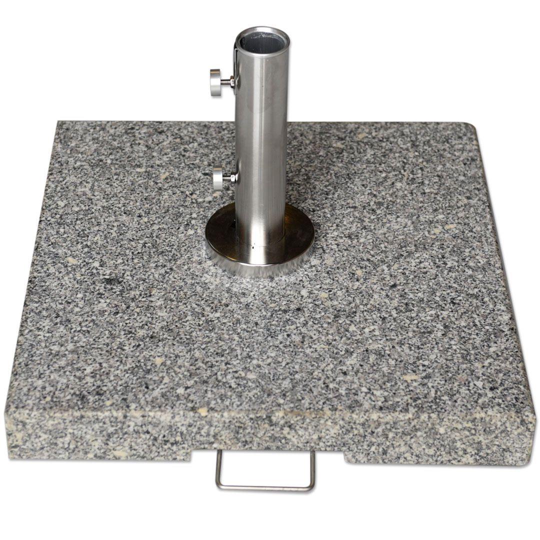 70 kg Grey Granite Base With 48mm Premium Tube